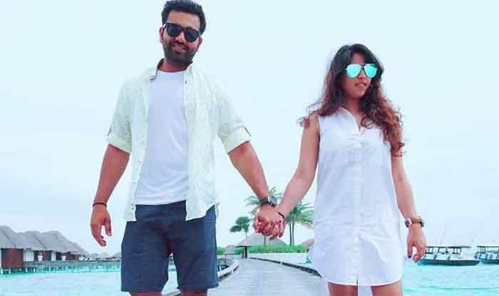 2nd ODI India vs New Zealand: Rohit Sharma Misses Wife Ritika Sajdeh; Yuzvendra Chahal Comes up With an Hilarious Reply For India Opener | SEE PIC