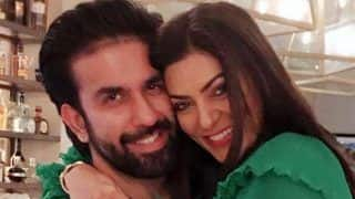 Sushmita Sen And Rohman Shawl Will Make You All Gooey With Their Latest Instagram Pic