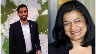 अमेरिकी सांसद ने गूगल CEO से कहा, 'मैं भी भारत के उसी राज्य में जन्मी, जहां आपका जन्म हुआ'