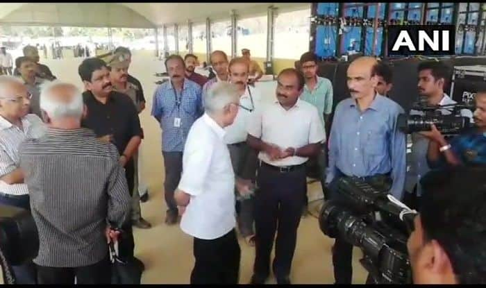 Sabarimala Row: Three-Member Committee Arrives at Nilakkal Base Camp Ahead of Shrine Visit