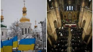 यूक्रेन: रूस से स्वतंत्र Orthodox Church की स्थापना, बिशपों ने ऐतिहासिक धर्मसभा में किया ऐलान