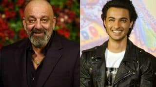Sanjay Dutt And Aayush Sharma to be in Ahmed Khan's Untitled Gangster Drama?