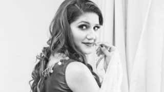 Haryanvi Bombshell And Chetak Fame Sapna Choudhary Looks Hot in Her Latest Monochrome Picture