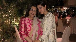 Sara Ali Khan Reveals She Will Not Move Out of Mother Amrita Singh's Apartment, Says 'It's a False Rumour'