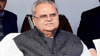 J-K: Pulwama Attack Shows Intelligence Failure, Says Governor Satya Pal Malik