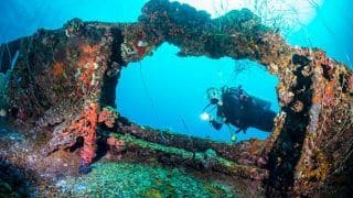 An Underwater Museum in Puducherry Allows Scuba Diving And Snorkelling