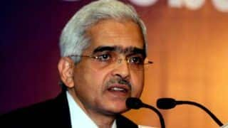 India's GDP Growth at 5% Came as Surprise, Worse Than All Predictions: RBI Governor Shaktikanta Das