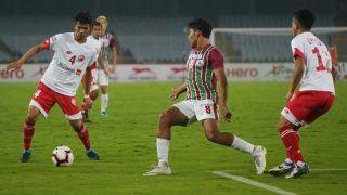 Mohun Bagan Outclass Shillong Lajong 2-0, Climbs to Fifth in I-League Table