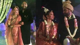 Shweta Basu Prasad Wedding Photos: Makdee Actress Ties The Knot With Beau Rohit Mittal in Bengali Wedding Ceremony