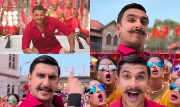 Simmba New Song Release: Ranveer Singh is a Bundle of Energy And Colour in Aala Re Aala