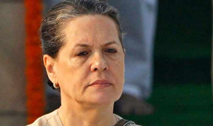 Sonia Files Nomination Papers From Rae Bareli, Seeks Re-election For Fifth Time