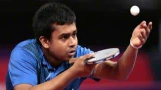 Table Tennis Player Soumyajit Ghosh's Ban Lifted