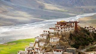 Spiti Valley is a Delightful Assault on The Senses in Winter