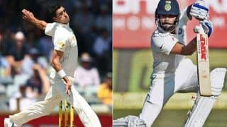 Australia vs India 3rd Test Melbourne: 'Virat Kohli Is a Fantastic Captain', Says Australian Speedster  Mitchell Starc