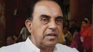 Lok Sabha Elections 2019: Construction of Ram Mandir Should Begin Before Model Code of Conduct Comes Into Effect, Swamy to BJP
