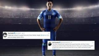 'Abuse us, Criticise us But Please Come to Watch the Indian National Team Play' - Sunil Chhetri's Call For Support 'Most Retweeted' of 2018| Watch