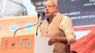 यूपी के मंत्री ने कहा- कांग्रेस ने भ्रम फैलाकर पाया वोट, पछता रहे हैं मध्यप्रदेश के लोग