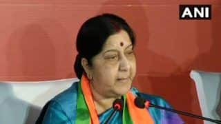 Rahul Gandhi Confused About His Religion And Caste, Sushma Swaraj Hits Back at Congress Chief For Asking 'What Kind of Hindu is PM Modi'
