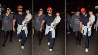 Taimur Ali Khan is Back in Town After Celebrating His Birthday in Cape Town With Mom Kareena Kapoor And Dad Saif Ali Khan; See Pics