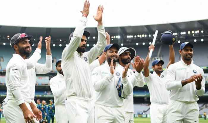 टेस्ट रैंकिंग में कोहली और टीम इंडिया टॉप पर, ऋषभ पंत को मिला बड़ा फायदा