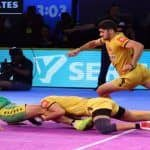 Pro Kabaddi League 2018: Telegu Titans End Home-Leg on Winning Note