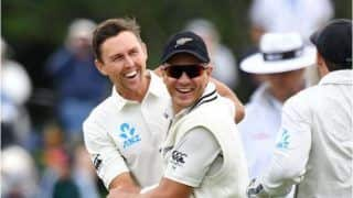 New Zealand vs Sri Lanka 2nd Test Christchurch: Pacer Trent Boult Destroys Sri Lanka With Career-Best Figures, Picks up Six-For to Bundle Visitors For 104 | WATCH VIDEO