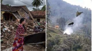 Death Toll in Indonesia Landslide Rises to 38