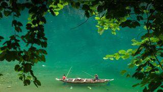 Visit Dawki's Crystal Clear Umngot River This December