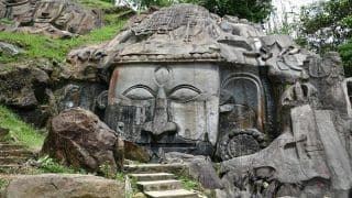 Unakoti's 'Lost Hill of Faces' is What You Must See Once in Your Lifetime