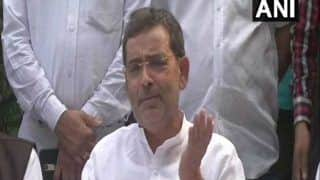 Upendra Kushwaha Says He'll Consider Joining 'Mahagathbandhan', Final Decision Yet to be Taken