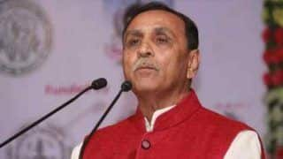More Than 1 Lakh People Will Welcome Donald Trump in Ahmedabad,' Says Vijay Rupani