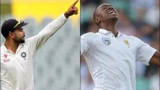 ICC Test Player Rankings: Indian Skipper Virat Kohli, South Africa Fast Bowler Kagiso Rabada Retains Top Spot