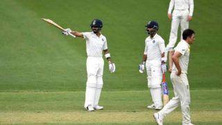 पर्थ टेस्ट: कोहली-रहाणे के अर्धशतक से संभली टीम इंडिया, ऑस्ट्रेलिया से 154 रन पीछे