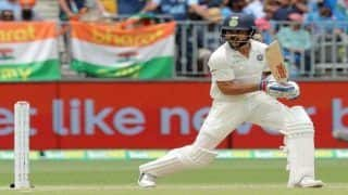 2nd Test Australia vs India Perth: Virat kohli Smashes Josh Hazlewood For Three Boundaries in an Over | WATCH