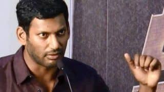 Tamil Actor And Producer Vishal, Accused of Being Part of Tamil Rockers, Arrested by Chennai Police
