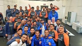 India vs Australia 3rd Test Melbourne: KL Rahul Clicks Winning Selfie After Virat Kohli-Led India Retain Border-Gavaskar Trophy | PIC