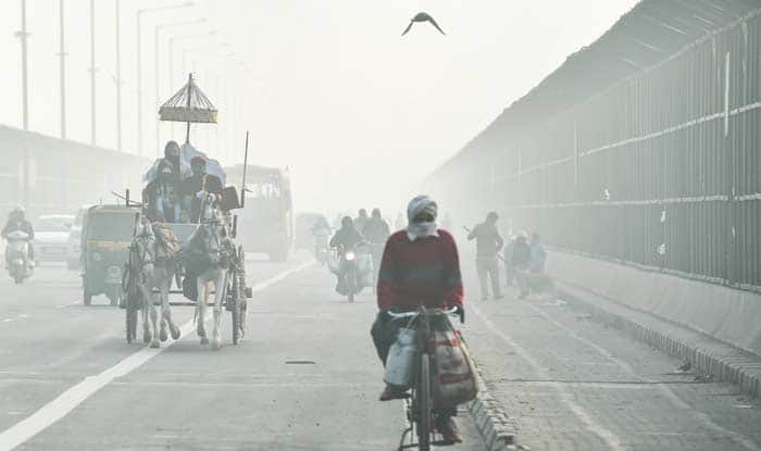 Winter in Delhi