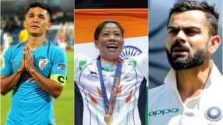 Year-Ender 2018: Top 5 Indian Sportsperson Featuring Virat Kohli, Hima Das, Sunil Chhetri, Mary Kom And Neeraj Chopra
