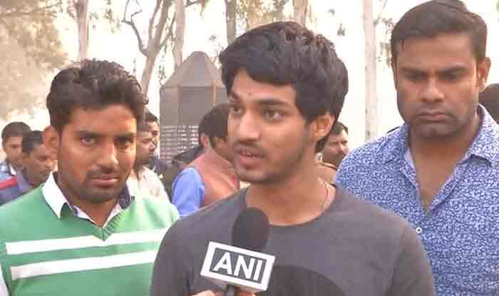 इंस्पेक्टर सुबोध कुमार के बेटे का मार्मिक बयान, कहा- अब किसके पिता का आएगा नंबर