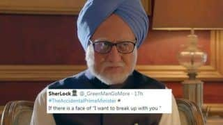 The Accidental Prime Minister Trailer: Twitterati Shares Hilarious Jokes And Memes-See Here