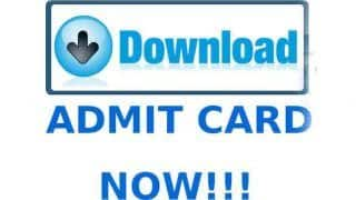 HSSC Constable Admit Card to be Released Soon, Check at hssc.gov.in