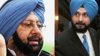 सीएम अमरिंदर के खिलाफ बयान के बाद नवजोत सिद्धू पर दबाव, पंजाब के तीन मंत्रियों ने की इस्तीफे की मांग