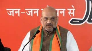 Rafale Deal Verdict: Amit Shah Asks Rahul Gandhi For Source of Information on Which Allegations Were Made Against Government