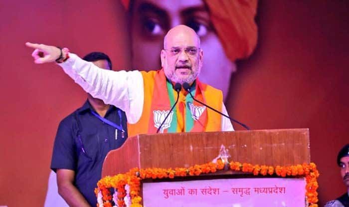 Amit Shah Attacks Rahul Gandhi Over NRC, Asks Why Congress President is Concerned About 40 Lakh Infiltrators in Assam