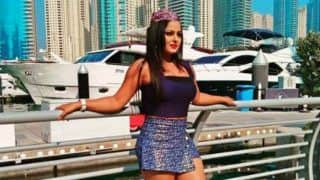 Bhojpuri Bombshell Anjana Singh Looks Hot AF as She Flaunts Hot Legs in Miniskirt, See Picture