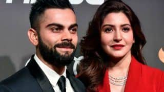 Virat Kohli Defends Wife Anushka Sharma on Farokh Engineer's Tea Serving Allegations, Says People Take Bollywood Actress' Name to Get Noticed