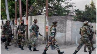 Jammu And Kashmir: Terrorist Killed in Shopian Encounter; Arms And Ammunition Recovered