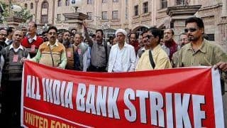 PSU Bank Employees to go on Two-day Strike From Friday as Talks Over Wage Revision Fail