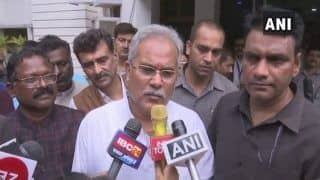 Naxalism a Serious Problem, Cannot be Solved Instantly: Chhattisgarh CM-designate Bhupesh Baghel