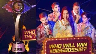 Bigg Boss 12 Grand Finale Highlights: Dipika Kakar Lifts The Trophy by Defeating Sreesanth After Deepak Thakur Leaves With The Exit Money